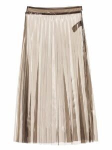SSHEENA Skirt Plisse Pvc