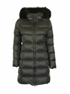 Colmar Black Down Jacket