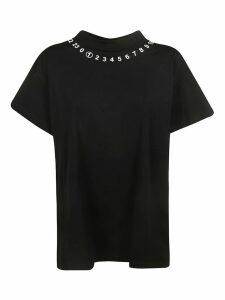 Maison Margiela Printed Neckline T-shirt