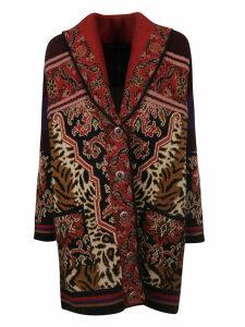 Etro Single Breasted Cardi-coat