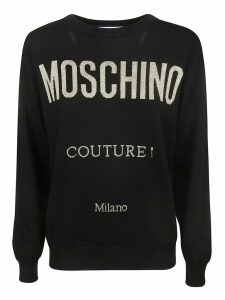 Moschino Logo Sweater