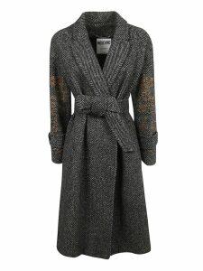 Moschino Tie Waist Coat