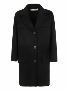 Marni Wide Lapel Coat