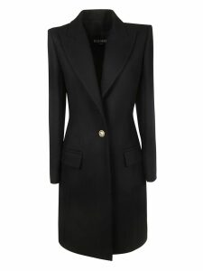 Balmain One Button Coat