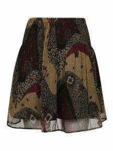 Mes Demoiselles Saxico Mini Skirt