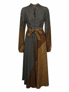 Mes Demoiselles Tie Waist Dress