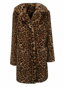 Parosh Pangue Coat