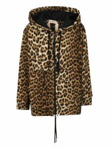 N.21 Animal Print Jacket