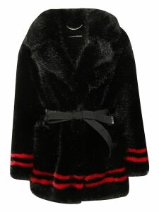 Ermanno Scervino Fur Coat