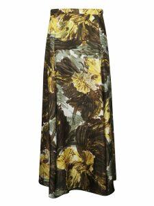 Erika Cavallini Printed Skirt