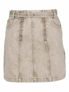 Proenza Schouler Skirt W Front Zippers