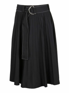 Proenza Schouler Pleated Skirt Parachute