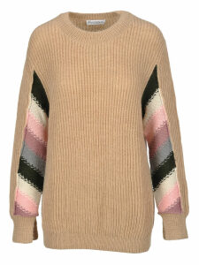 Jw Anderson Ribbed Sweater