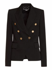 Stella Mccartney Classic Double Breasted Blazer