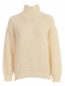 Alberta Ferretti Sweater L/s High Neck