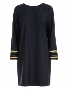TwinSet Dress L/s Crew Neck Tunic