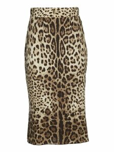 Dolce & Gabbana Mid Length Skirt