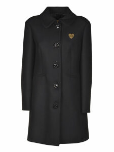 Love Moschino Heart Coat