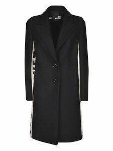 Love Moschino Logo Coat