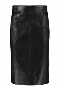 Prada Pencil Skirt With Zip