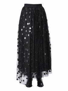 MSGM Plisse Skirt