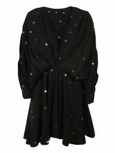 The Attico Embroidered Dress