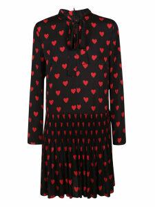 RED Valentino Heart Dress