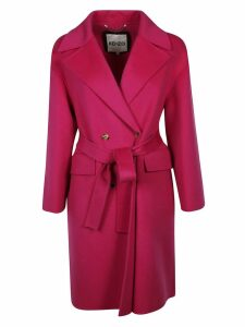 Kenzo Belted Cocoon Coat