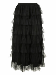 RED Valentino Ruffled Skirt