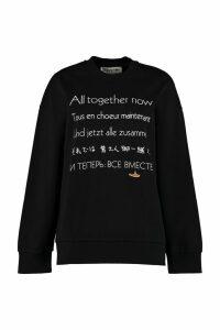 Stella McCartney all Together Now Cotton Crew-neck Sweatshirt