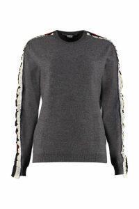 Stella McCartney Crew-neck Wool Sweater