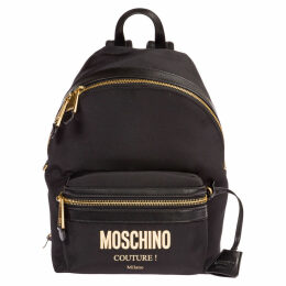 Moschino Rucksack Backpack Travel