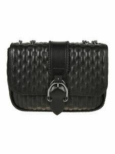 Longchamp Buckled Shoulder Bag