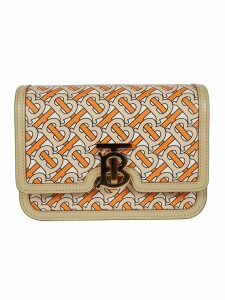 Burberry All Over Print Clutch