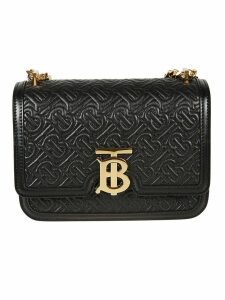 Burberry Logo Shoulder Bag