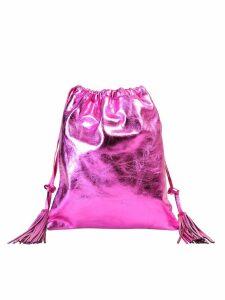The Attico Lame Bag