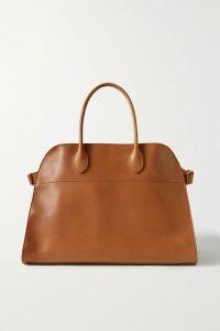 Bottega Veneta - Basket Leather Tote - Orange