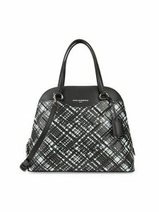Coreen Printed Satchel