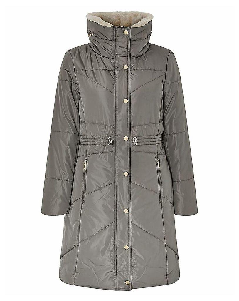 Monsoon Julia Padded Coat