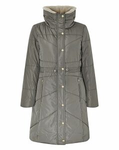 Monsoon Julia Padded Coat