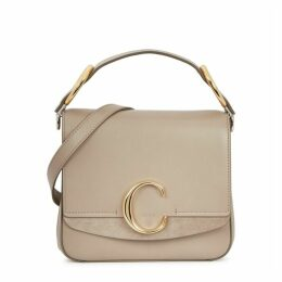 Chloé Chloé C Medium Leather Cross-body Bag