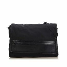 Gucci Black Nylon Crossbody Bag