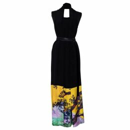 Hayley Menzies - Tigress Knit Coat Short Turquoise & White