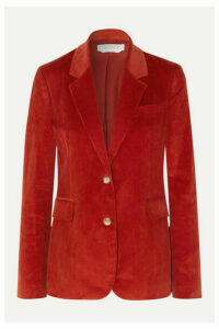 Gabriela Hearst - Sophie Cotton-corduroy Blazer - Red