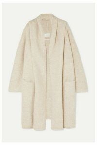 Lauren Manoogian - Capote Hooded Alpaca-blend Coat - Beige