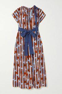 Dodo Bar Or - Malenia Twisted Crystal-embellished Velvet Mini Dress - Black