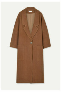 APIECE APART - Vita Oversized Wool Coat - Brown