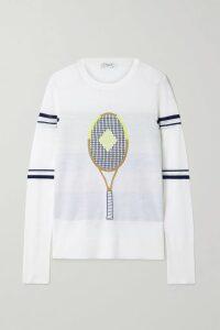 Michael Kors Collection - Cropped Wool-gabardine Blazer - Black