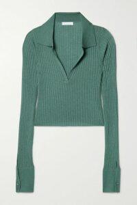 Dodo Bar Or - Anatalya Metallic Devoré-velvet Mini Dress - Cream