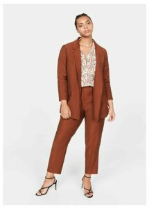 Suit soft blazer